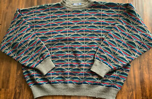 Vintage Pendleton Pure Virgin Wool Made In USA Sweater Women's Size XL