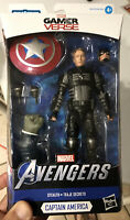 "Marvel Legends 6"" Stealth Suit Captain America Joe Fixit BAF Avengers Gamerverse"