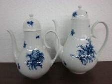 2 schöne Kannen sign. Rosenthal studio-line, Wiinblad, romanze, blaues Dekor!!!