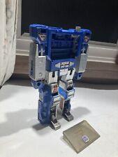 Transformers G1 Original Vintage Soundwave Figure 1980s  Lot
