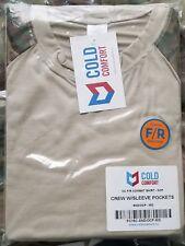 Cold Comfort Fire Resistant Combat Shirt OCP