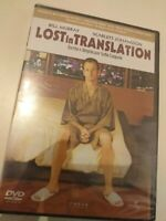 Dvd   Lost in TRANSLATION  (PRECINTADO nuevo ) CON BILL MURRAY  y s.johansson