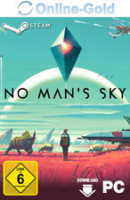 No Man's Sky - PC Game Key - Steam Digital Download Code [Action] [EU/DE]