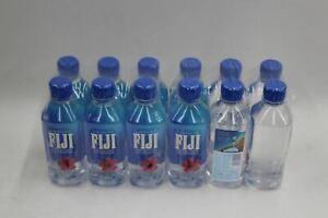 FIJI WATER Bottled Artisan Water Multipack 2 x (330ml x 6) 12 Bottles NEW