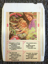 Mama Cass Dream a Little Dream 8 Track Cassette Tape Dunhill DHM 85040 1968 Pop