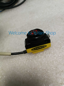 1pc USED Banner QS18VN6LD Sensor Photoelectric Switch TESTED #VD4 CH