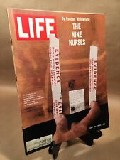 LIFE Magazine Back Issue (PH1) - July 29, 1966 Nurses Murdered By Richard Speck