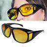 Night Sight Driving Glasses HD Sunglasses Polarized Anti Glare Night Vision HS