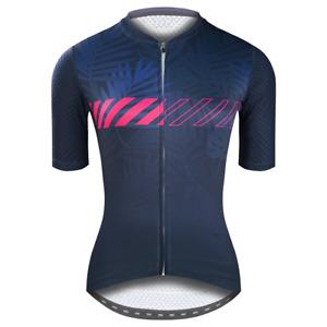 Baisky Cycling Bike Cycling Jersey-Bike Shirts-Dark Tropical Lady (T2349G)