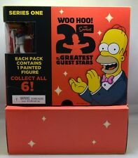 Neca WizKids Simpsons 25th Anniversary Series 1 Booster Box Kid Rock Tom Hanks