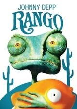 Rango [New DVD] Ac-3/Dolby Digital, Dolby, Dubbed, Subtitled, Widescreen