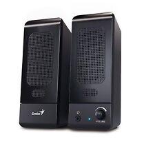 Genius Sp-u120 3-Watt USB 2.0 Stereo Speakers