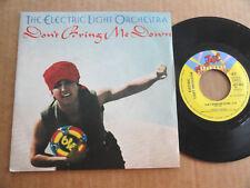 "DISQUE 45T DE THE ELECTRIC LIGHT ORCHESTRA  "" DON'T BRING ME DOWN """