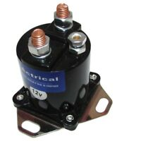 SOLENOID RELAY SWITCH 3 POST For INTERNATIONAL TRUCK CONTINUOUS DUTY 100A 12VOLT