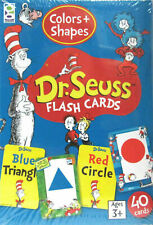 Dr.Seuss Flash Cards (Colors + Shapes)