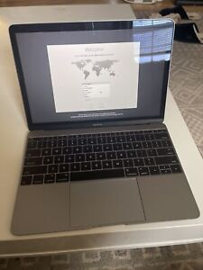 Apple MacBook 12'' 256 GB Silver Laptop - MLHA2LL/A (April, 2016)