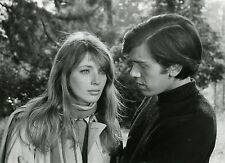 JOANNA SHIMKUS JOSEP MARIA FLOTATS TANTE ZITA 1968 VINTAGE PHOTO ORIGINAL N°4