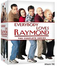 EVERYBODY LOVES RAYMOND THE COMPLETE SERIES 1-9 DVD BOXSET 44 DISC EXPRESS POST