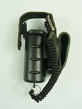 Ex Police CS Gas Holder Pepper Spray Holder Peter Jones ILG with lanyard  *