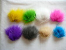 Artic Fox Hair Combo..Fly Tying. Flies, Thread, Floss, Craft, Tinsel, Feathers.
