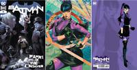 Batman #92 First Print, Artgerm Variant, 1:25 Punchline Jimenez Variant DC 2020