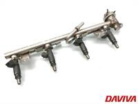 hp168 Audi a4 8e b7 2,0 tfsi 200ps boquilla einspritzventil 06f906036g