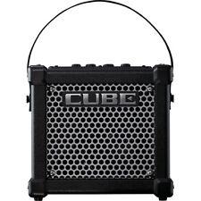 "Roland Micro Cube GX 3-watt 1-channel 1x5"" Battery Powered COSM Guitar Amplifier"