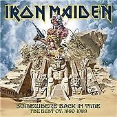 Iron Maiden - Somewhere in Time (Best Of  1980-89) (CD 2008)