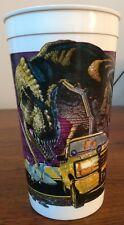 Jurassic Park McDonald's Dinosaur Cup JP1 Tyrannosaurus Rex Coca Cola 1992