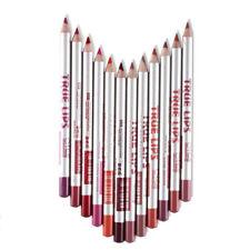 12 Lippenkonturenstift Satz Lipliner Pencil Lippen-Konturenstift