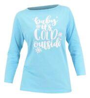 Womens Scoop neck Shirt Winter Top Blouse Long Sleeve T-Shirt S/M/L/XL/XXL USA