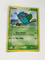 IVYSAUR Reverse Holo  34/100 EX CRYSTAL GUARDIANS Pokemon Card Stamped