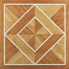 Vinyl Floor Tiles Self Adhesive Peel And Stick Wood Grain Flooring 12x12 White