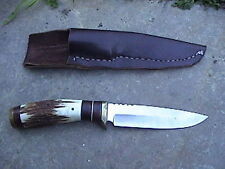 stag handled kelgin knife