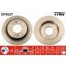 Bremsscheibe (2 Stück) - TRW DF6627