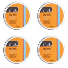 4 X DRY MUK Ultra Matte Styling Paste 95g Genuine/SAME DAY POST-Aus Store