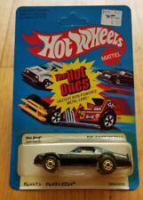 Rare 1980 hot wheels Hot bird black smokey and the bandit 1977 Pontiac trans am