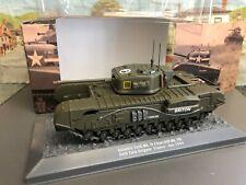 Infantry Tank MK . IV Churchill MK. VII 34th Tank 1:43 scale  die cast model