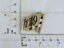 1964 EH 179 Lapel Pin Badge