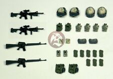 Mig 1/35 Modern Us American Soldier's Equipment & Accessories for Figures 35-318