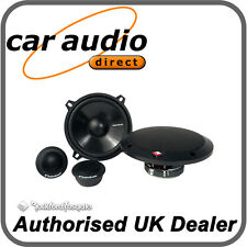 "Rockford Fosgate Prime R152-S 5.25"" 2 Way Car Door Component Speakers Tweeters"