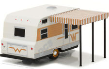 GREENLIGHT 1964 WINNEBAGO TRAVEL TRAILER 216 1/64 DIECAST 34010-C
