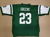 Reebok NFL Equipment New York Jets #23 Shonn Greene Football Replica Mens Jersey