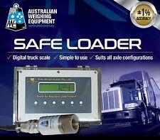 Truck scale - Safe Loader Digital Onboard Weighing Solution