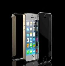 Ultra Thin Transparent Clear Full Body Hard Case Cover For Apple iPhone 5 5S TIU