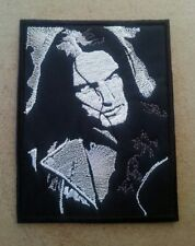 Peter Steele Embroidered patch Type O Negative Carnivore