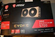 MSI RX 5700 Evoke OC 8GB GDDR6 Graphics Card