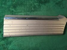 84-89 OEM Toyota VAN WAGON LE Right RH body side door molding trim rub strip