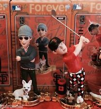 Giants Bobblehead of the month, BOTM 2014 Matt Cain and Tim Lincecum
