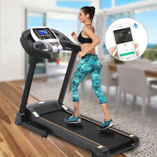 2.25HP Gym Commercial Treadmill Foldiang Electric Treadmill Running Machine US